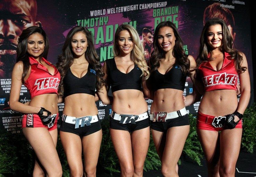boxing hot girls